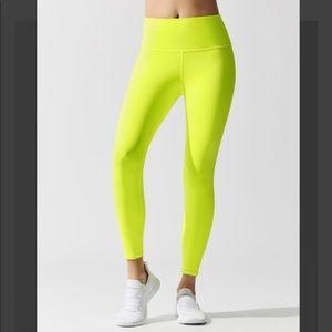 Alo Yoga 7/8 Airbrush Legging